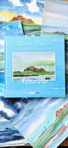 Aquarelle - Hallig Hooge in Licht und Farbe