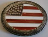 Buckle USA Flagg