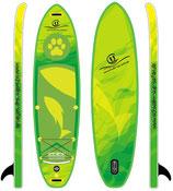 Doggi Allround SUP  Spezial Print Green fish