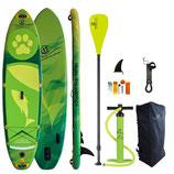 Doggi Board Green fish