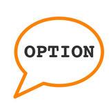 ++オプション OPTION
