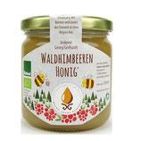 BIOLAND Waldhimbeeren Honig