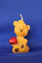 Teddy mit Herz