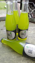 Balis - die Basilikum-Ingwer Limonade