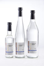 Mirabellen Wasser