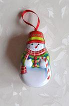 Weihnachtsaufhänger Schneemann