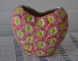 Herzvase aus den 70er