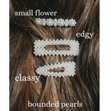 Bounded Hairpearls