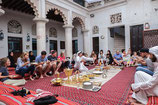 Authentic Emirati Cultural Meal and Talk