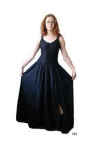 Sommerkleid - Miederkleid L103 für Mittelalter, Larp, Gothic und Freizeit