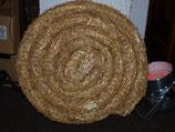 Strohscheibe 60x12 cm traditionelles Bogenschiessen