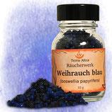 Räucherharz: Weihrauch blau