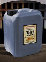 Met/Honigwein-Feinherb; 12% Vol.; 10 Liter Kanister