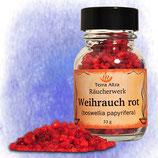 Räucherharz: Weihrauch rot