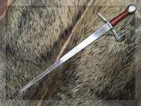 C. Gotisches Einhandschwert (Slim), Schaukampf