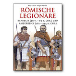 Römische Legionäre - Republik und Kaiserreich