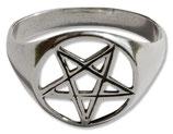 Pentagramm Ring LA-FR12