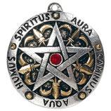 Sir Gawain's Wappen-Pentagramm
