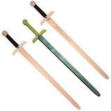 Holz-Schwert für Kinder, Bihänder, 102cm