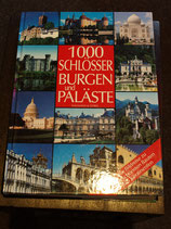 Buch 1000 Schlösser Burgen und Paläste nach Naumann & Göbel