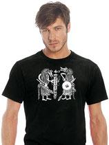 """T-Shirt SVW032 """"Wolfskrieger/Berserker"""""""