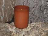 Becher aus Ton, 0,5 Liter