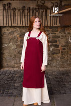 """Überkleid """"Jodis"""" rot (Burgschneider)"""