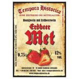 Met/Honigwein-Erdbeer, 12% Vol.