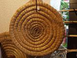 Strohscheibe 65 x 6 cm traditionelles Bogenschiessen (H71100)