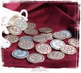 Münzen-Set Steampunk (ZF)