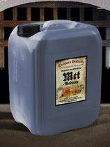 Met/Honigwein-Medium, 11% vol.; 10 Liter Kanister