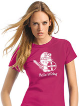 "T-Shirt SVW061 ""Hello Wicky"""