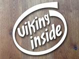 """Aufkleber CAD """"viking inside"""""""