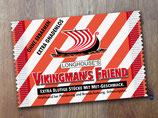"""Aufkleber """"Vikingman's friend"""""""