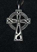 Anhänger Amulett Keltisches Kreuz  (LA-CPE62)