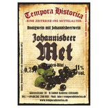 Met/Honigwein-Johannisbeer, 11% Vol.