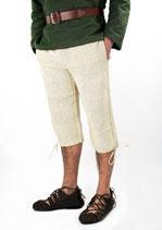 Kniebundhose aus grober Baumwolle L3057
