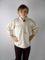 Mittelalter Hemd Kind L12020