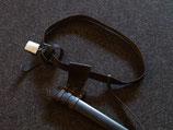 Schwertscheide schwarz Quergehänge für 1,5 Hd Schwert (KR-1,5swLong)