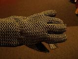 Kettenhandschuhe, ID 6mm, unbehandelt