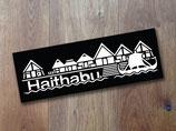 """Aufkleber """"Haithabu Skyline"""" SVA-060-140"""