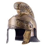 Kinder Römer Helm aus Kunststoff, gold