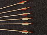 """27"""" Kinder-Pfeile für traditionelles Bogenschiessen einfach H33057"""