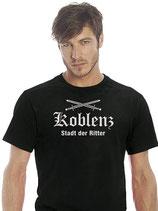 """T Shirt THW002 """"Koblenz - Stadt der Ritter"""""""