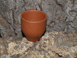 Schnapsbecher, Metbecher aus Ton, 0,1 Liter