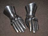 Platten-Fingerhandschuhe Krondak Dekorated