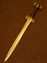 Keltisches Schwert - Schaukampf