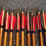 """Pfeile  27"""" für traditionelles Bogenschiessen (ARCUS)"""