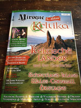 Buch Zeitschrift Miroque Edition Keltica