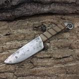 Mittelalter Messer mit Ringknauf